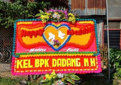 Karangan Bunga Padang kota